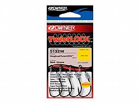 Anzol Owner Weighted Twistlock TL-12 5132W