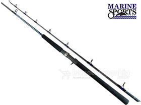 VARA MARINE SPORTS EVOLUTION  MS-C 651MH 15-30Lb 6`5 (1,95m) - CARRETILHA (Interiça)