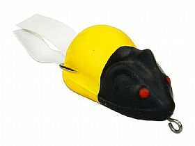 Isca Bad Line Mini Rat MR001 - Rato - 5cm 7,2gr